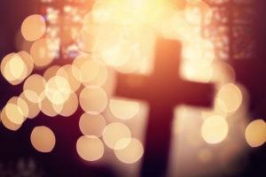Image of a cross