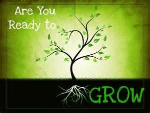 Are You Ready to Grow?
