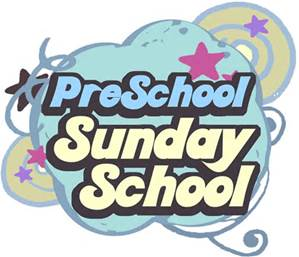 Pre School Sunday School